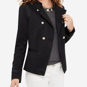NWT The Limited Double Breasted Black Blazer XL